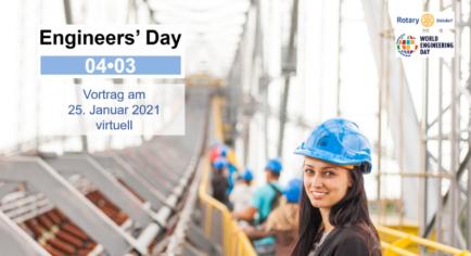 Engineers' Day - Online-Referat